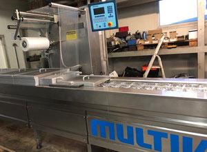 Şekillendirme, doldurma ve kapatma makinesi Multivac R-230