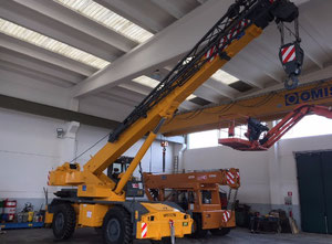 Locatelli Gril 840 Crane