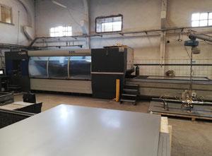 Řezačka - laserový řezací stroj LVD AXEL 3015 4KW