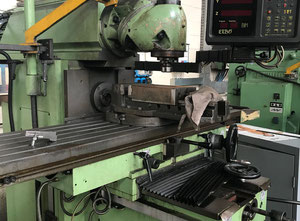 Accutec 2500 UM Horizontal milling machine