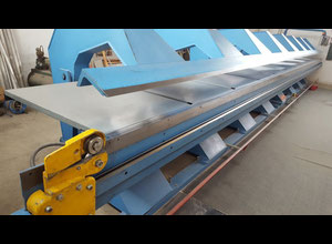 Jorns NORMA-LINE-125-SO-CNC-400-A-10 Profilbiegemaschine