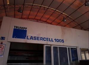 Trumpf Lasercell 1005 Laserschneidmaschine