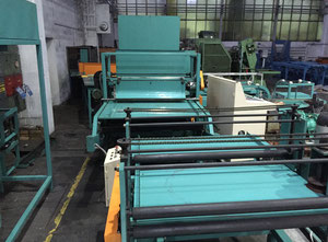 Xbj-Ii A  Laminator Sandwich Panel Production Plant