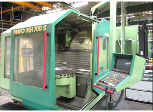 Cnc universal freze makinesi MAHO MH 700 S