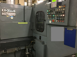 Ex-cell-o Rotoflo XK 337 Forging roll