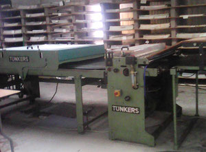 Tunkers Vorwards 1100s Paper over Board Laminator
