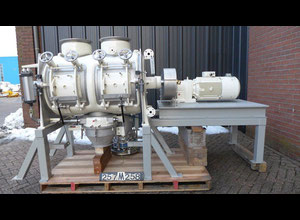 Used Lödige FKM-600 D Liquid mixer