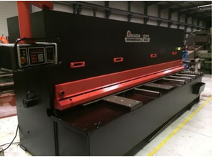 Cisaille CNC AMADA GPX 840