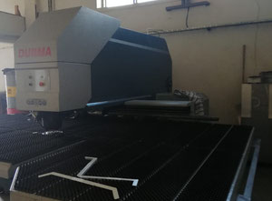 Durma FP6 CNC punching machine
