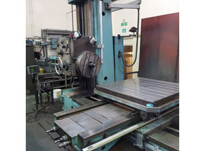 TOS Varnsdorf W100A Table type boring machine