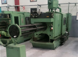 Schütte SF 42-6 Multi Spindle Automatic Lathe