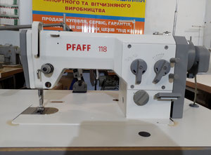 Pfaff 118 6\21 900\51 Automatic sewing machine