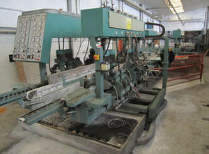Gme-Bavelloni LINEA MB/6 Glass bevelling machine