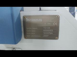 Trutzschler TD 03 P80802081