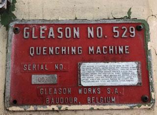 Gleason 529 P80803051