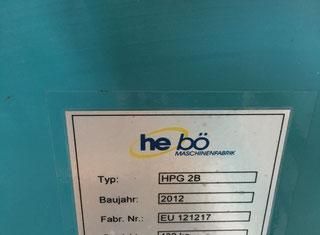 Hebö Handrail embossing unit HPG2B P80806018