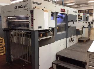 Bobst Sp 102 SE P80807032