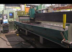 Bimatech Tecnorev 4000 Glass cutting / edging machine