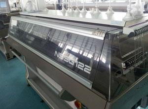 Plochý pletací stroj Shima Seiki 122SC 12gg
