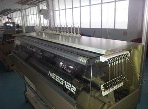 Macchina per lavorare la maglia rettilinea NSSG 122SV 7gg