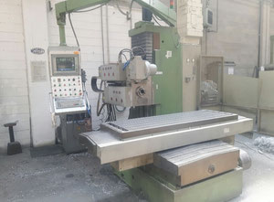 Fil Fa 160 vertical milling machine