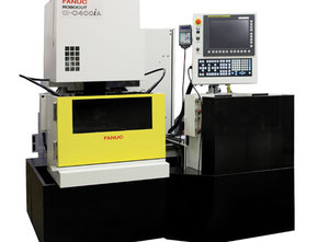 Fanuc Alpha C400iA Wire cutting edm machine