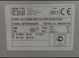 Fini Cube SD7-10-270F P80814010