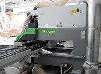 Centre d'usinage à bois cnc Bi̇esse Skipper 130