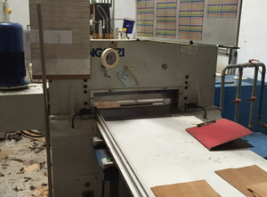 Monguzzi TI 600M Guillotine for veneer