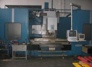 Duplostandard Zephir 30 cnc vertical milling machine