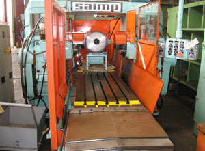 Used Saimp Fp6s milling machine