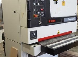 Used Scm Sandya 5 /S RCS 110 Wide belt sander