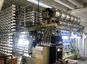 Karl Mayer RJSC  4 F NE Warp sizing machine