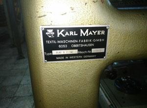 Karl Mayer RJG 5 F-NE Плосковязальная машина