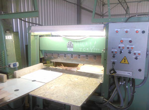 Fleck Soehne, Berlin RFR Guillotine for veneer