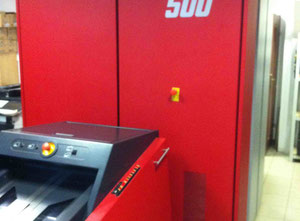 Xeikon DCP 500D Digital press