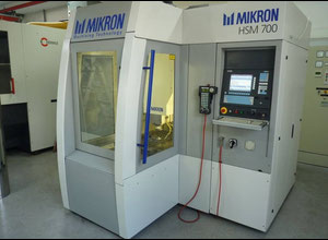 Mikron HSM 700 high speed machining center