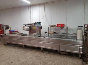 Şekillendirme, doldurma ve kapatma makinesi Multivac R 530