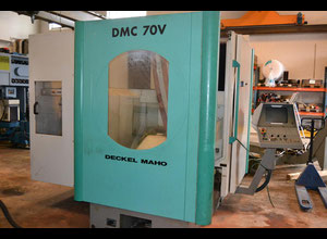 DMG DMU 70V cnc vertical milling machine