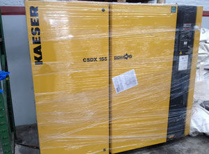 Kaeser CSDX 165 Oiled screw compressor