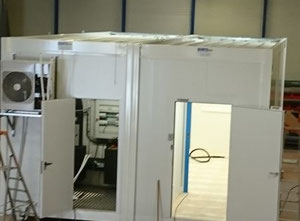Modular laboratory ISO 8 downgradable to ISO 7-6 Laboratory equipment