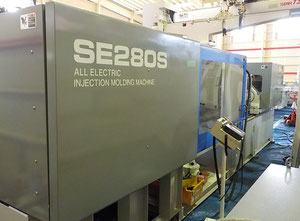Sumitomo SE280S Injection moulding machine (all electric)