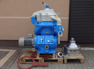 Alfa Laaval Wsk MAPX 309B-74 Zentrifuge