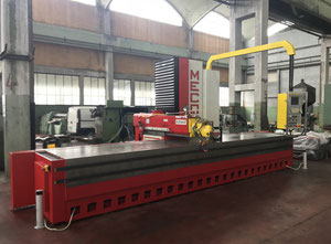Mecof Cs 83 cnc horizontal milling machine