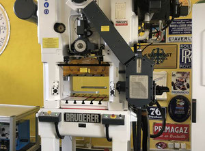 Bruderer BSTA 25 Stamping press