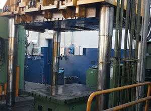 Used TCS 150 Forging press