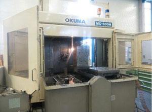Okuma MC-600H Machining center - horizontal