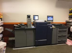 Cyfrowa prasa do druku Konica Minolta Business Hub Press C 1085