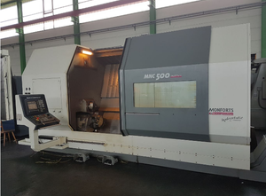 Monforts MNC 500 MultiTurn Drehmaschine CNC