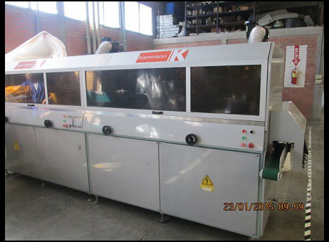 Shenfa ASP/2 EASY PRINT Screen printing machine